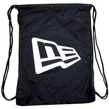NEW ERA gym sack black/white