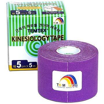Temtex tape Classic fialový 5 cm
