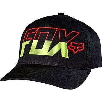 FOX Katch Flexfit Hat -L/XL, Black