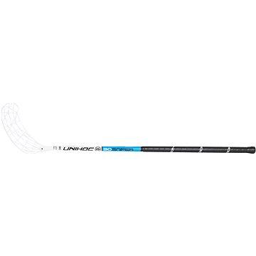Unihoc Sniper 30 white/blue 100cm L