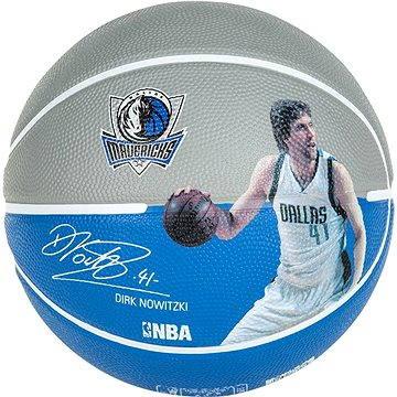 Spalding NBA player ball Dirk Nowitzki vel. 5