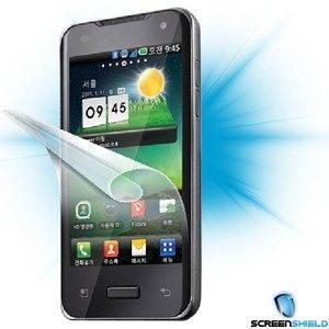 ScreenShield pro LG Optimus 2X (P990) na displej telefonu
