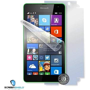 ScreenShield pro Nokia Lumia 535 na celé tělo telefonu