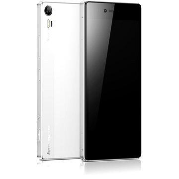 Lenovo VIBE Shot Pearl White