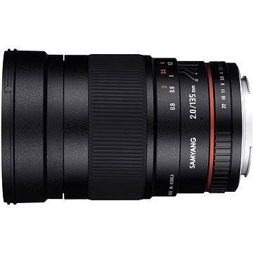 Samyang 135mm F2.0 Canon