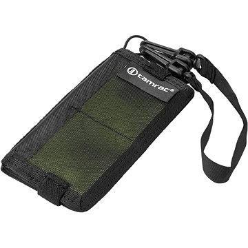 TAMRAC Goblin pouzdro na  paměťové karty 6 SD - 4CF zelené