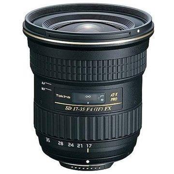 TOKINA 17-35mm F4.0 pro Canon