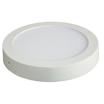 Solight LED panel přisazený 12W kulatý, bílý