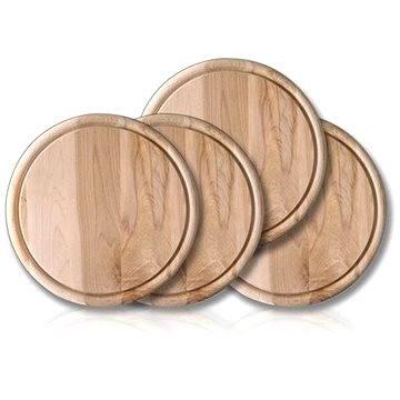 BANQUET sada dřevěných prkének A04026