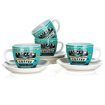 BANQUET sada šálků COFFEE A11738