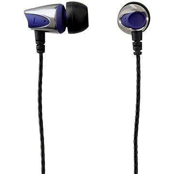 Hama uRage Earbuds černo/modro/stříbrné