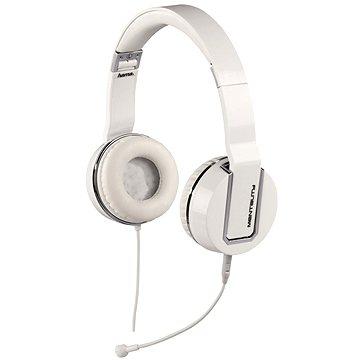 Hama Mentality PC Headset, bílé