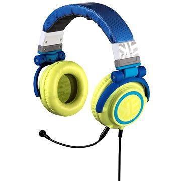 Hama Knallbunt 2.0 Headset, žluté
