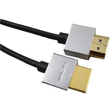 PremiumCord Slim HDMI propojovací 0.5m