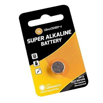 Gogen LR44 Super Alkaline1 - 1ks