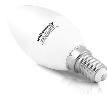 Whitenergy SMD2835 C30 E14 5W - bílá mléčná