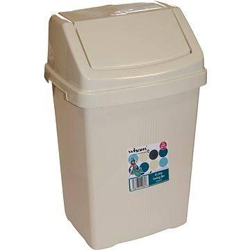 Wham Koš odpadkový 50l béžový 11940