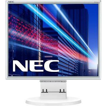 """17"""" NEC MultiSync E171M stříbrno-bílý"""
