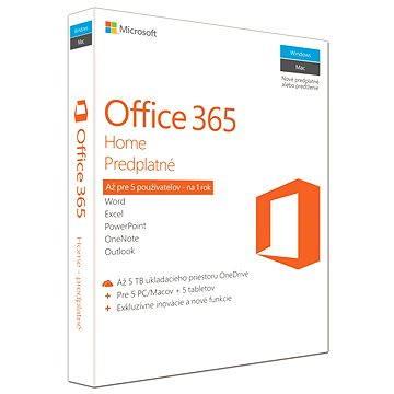 Microsoft Office 365 Home SK