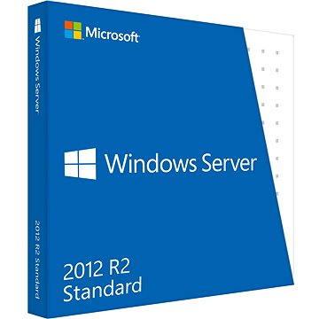 Microsoft Windows Server Standard 2012 R2 x64 CZ, (OEM) - hlavní licence
