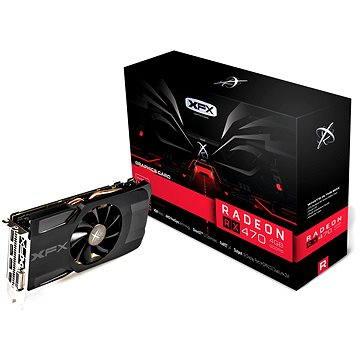 XFX Radeon RX 470 4GB Single Fan Triple X