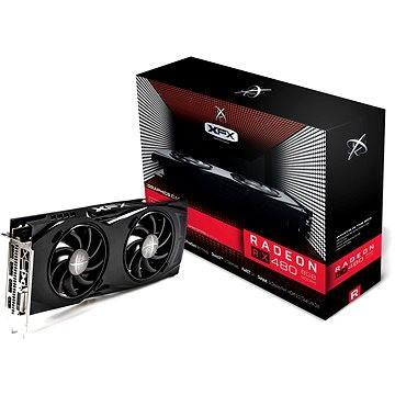 XFX Radeon RX 480 8GB Backplate Black Edition OC