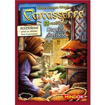 Carcassonne – Kupci a stavitelé 2. rozšíření