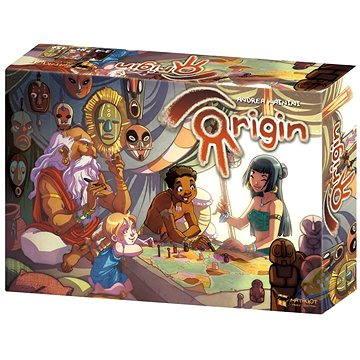 Origin: Počátek lidstva