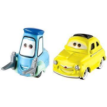Mattel Cars 2 - Liugi & Guido