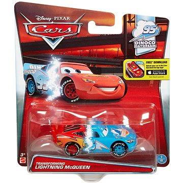 Mattel Cars 2 - Transforming Lighting McQueen