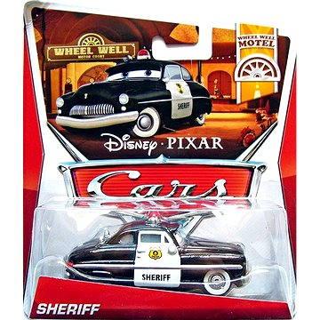 Mattel Cars 2 - Sheriff