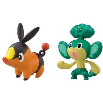 Pokémon - set TEPIG VS PANSAGE