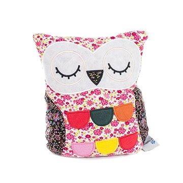 Hooty - Sova patchwork spící