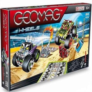 Geomag - Wheels 707 Závod