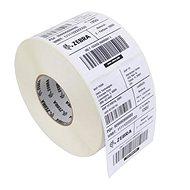 Zebra/Motorola nalepovací štítky pro termotransferový tisk 76mm x 51mm, 1370 ks štítků v roli