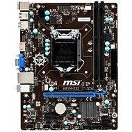 MSI H81M-E33