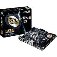 ASUS H170M-E DDR3