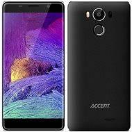Accent Neon Black