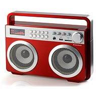 Audiosonic RD-1558 červené