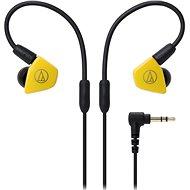 Audio-technica ATH-LS50iS yellow