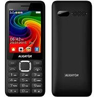 Aligator D940 černý