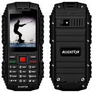 Aligator R12 eXtremo černý