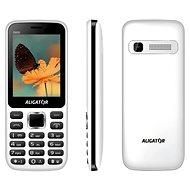 Aligator D930 Dual SIM bílá/černá