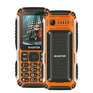 Aligator R30 eXtremo černá/oranžová