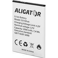 Akumulátor pro Aligator S 515 Duo