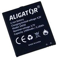 Akumulátor pro Aligator S 4030 Duo