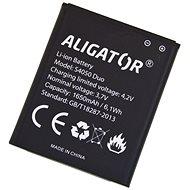Akumulátor pro Aligator S 4050 DUO