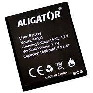 Akumulátor pro Aligator S4060 DUO, Li-Ion, bulk