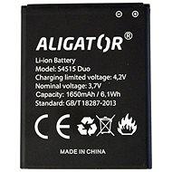 Akumulátor pro Aligator S 4515 Duo