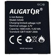 Akumulátor pro Aligator S 4540 Duo